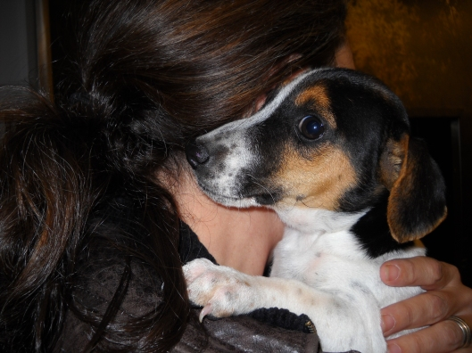 first time I had Jack in my arms in 2010